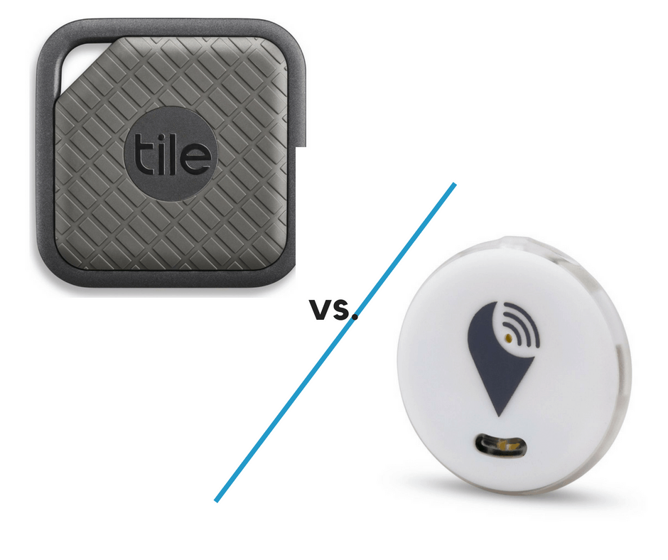 Comparison Between Tile And Trackr